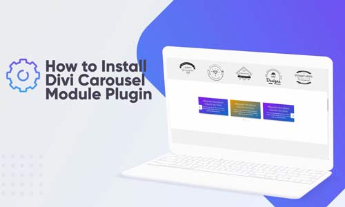 How to Install Divi Carousel Module Plugin!