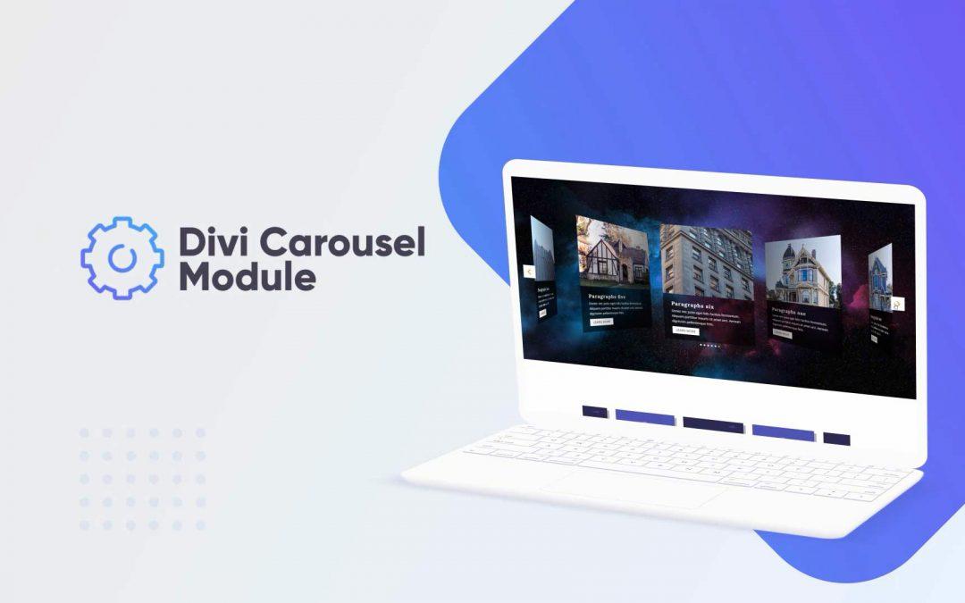 Divi Carousel Module Intro